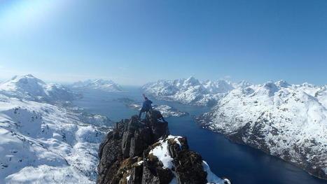 Un Océan de Sommets #Lofoten #Norvège #ski #Groenland | Hurtigruten Arctique Antarctique | Scoop.it