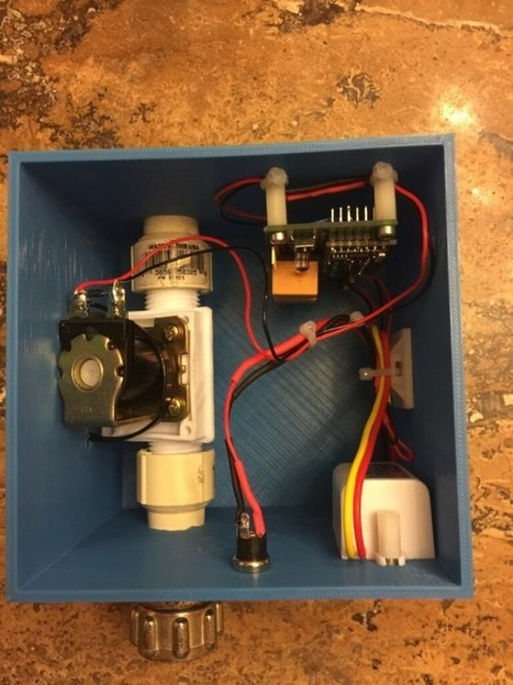 How to Build a Cheap Wi-Fi Controlled Water Valve   Make:   Arduino, Netduino, Rasperry Pi!   Scoop.it