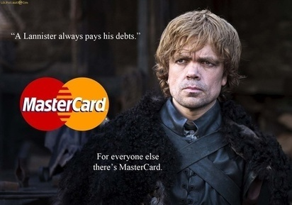 A Lannister Always Pays His Debts | Humour | Scoop.it