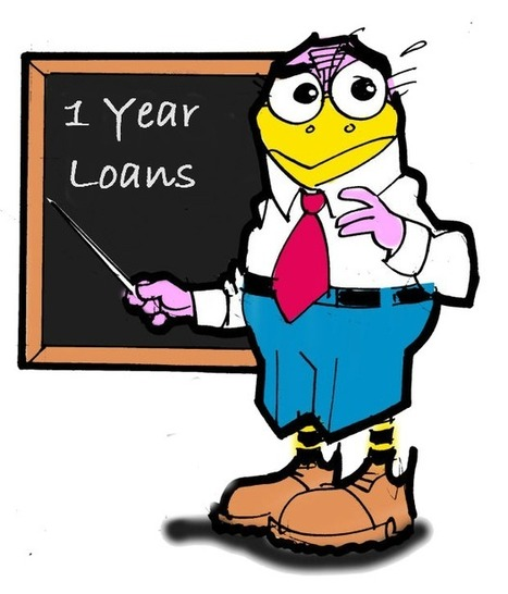 Long Term Monetary Gains for 1 Year | 12 Month Short Term Loan | Scoop.it