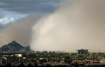American West Becoming Increasingly Dusty | Sustain Our Earth | Scoop.it