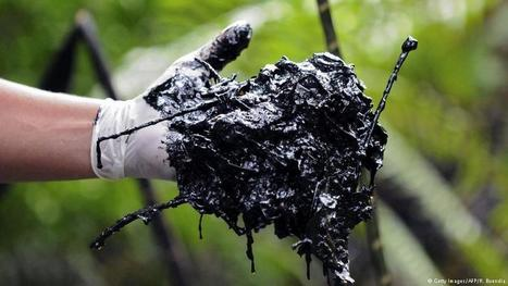 A slippery decision: Chevron oil pollution in Ecuador | Environment | DW.COM | 09.08.2016 | Farming, Forests, Water, Fishing and Environment | Scoop.it