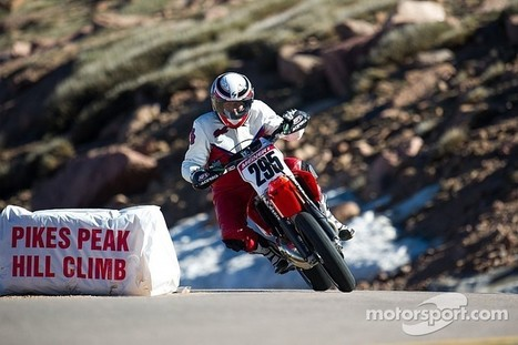 Honda heading back to Pikes Peak - Motorsport.com | Monarch Honda Power Sports | Scoop.it
