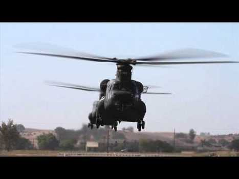 Military Videos of the World - California Army National Guard helicopters take off in formation   Military Videos   Scoop.it