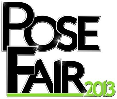 Dreamer's Virtual World: Gifts and Cheapies @ Pose Fair 2013 | Second Life Findings | Scoop.it