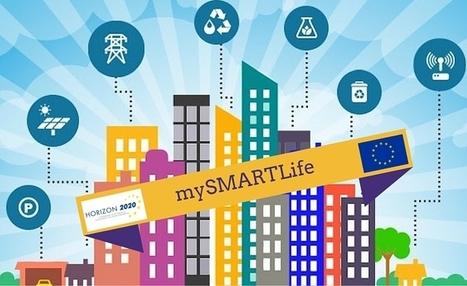 Nantes, une ville intelligente grâce au projet H2020 mySmartLife | Open & Social Innovation | Scoop.it