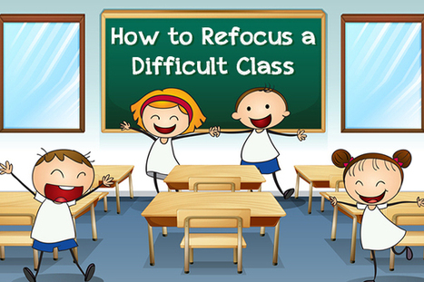 How to Refocus a Difficult Class | Elementary Education | Scoop.it