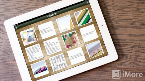 EverClip for iPad review | Technology to assist in mobile learning and instruction | Scoop.it