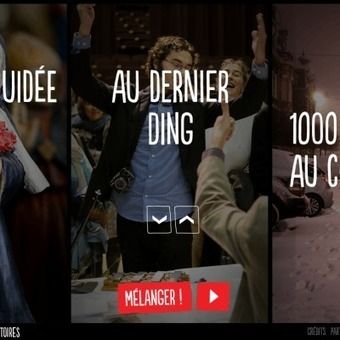 Hall of Fame - Interactivité & Transmedia | Narration transmedia et Education | Scoop.it
