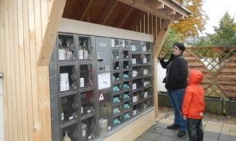 Des produits fermiers dans un distributeur automatique | vending machine | Scoop.it