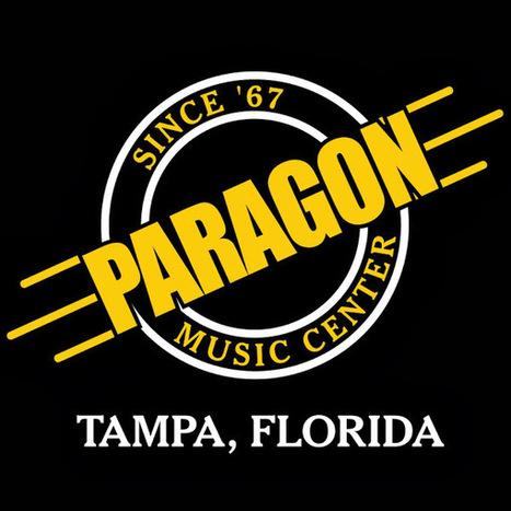 Paragon Music | Music Retail Store in Tampa FL | Scoop.it