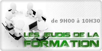 Les Jeudis de la Formation le14 juin 2012 dès 09H00 à La Cantine Toulouse | La Cantine Toulouse | Scoop.it