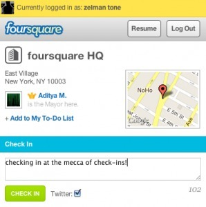 Everything you need to know about creating a foursquare page | Destination Marketing | Scoop.it