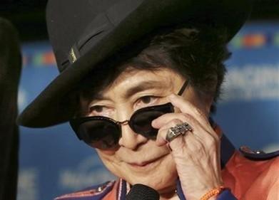 80 anni di Yoko Ono: la vecchietta dell'oceano   Musica   Scoop.it