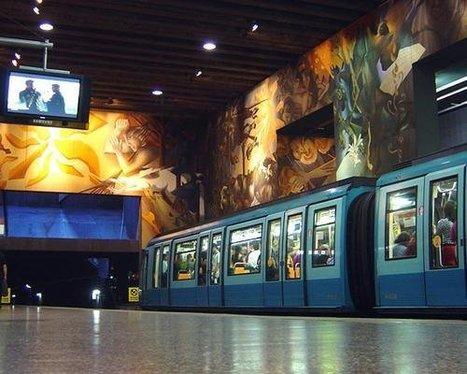 Chile | Metro de Santiago emitiría deuda por USD 600 millones para financiar su programa de expansión | Internacionalizando empresas | Scoop.it