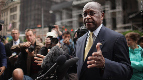 Cain: Not rich? No job? Blame yourself – CNN Political Ticker - CNN.com Blogs | Agora Brussels World News | Scoop.it