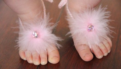 Best Barefoot Sandals and Shoes for Babies in India | Online Baby Accessories | Scoop.it