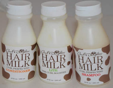Champú Hair Milk de Carol's Daughter para cabello rizado - CHICALINDA.ES   Cortes y Peinados, Cuidado del Cabello   Scoop.it