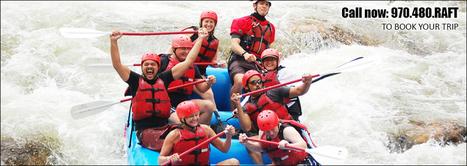 Rocky Mountain Adventures - Cache La Poudre - North Platte & Colorado Whitewater River Rafting | Colorado Whitewater Rafting Trips - Vail Rafting Adventures | Scoop.it