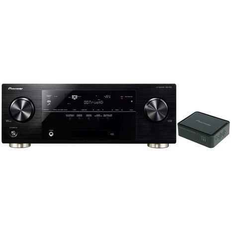 Pioneer VSX-922 - Home Theater | High-Tech news | Scoop.it