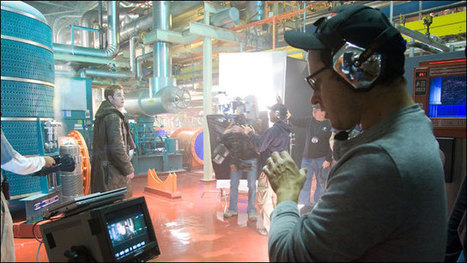 » Hollywood's new empire builder: J.J. Abrams   Digital filmaking   Scoop.it