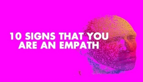 10 Signs That You Are An Empath - Introvert Spring | Empaths | Scoop.it