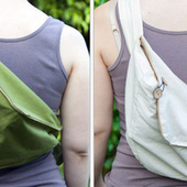 Make Your Own Sling Pack on the Cheap | Home Improvement and DIY | Scoop.it