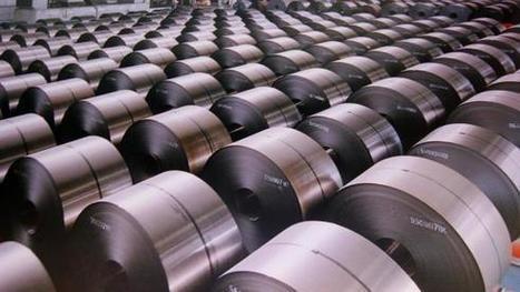 C'est comment ailleurs ? La sidérurgie en Chine | Forge - Fonderie | Scoop.it
