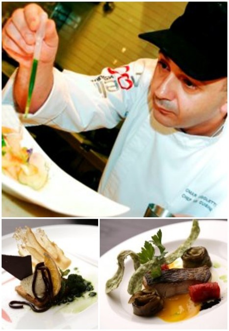From Le Marche the Chef of the Best Italian Restaurant in Bangkok   Le Marche and Food   Scoop.it