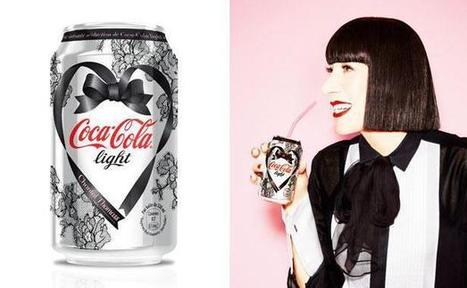 Les dessous du partenariat passé entre Coca-Cola light et Chantal ... - 20minutes.fr | Mode | Scoop.it