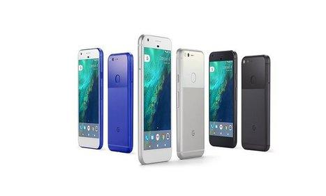 News Roundup: Fingerprints and Google Pixel - Mobile ID World   Business Video Directory   Scoop.it