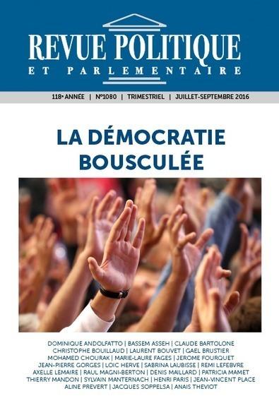 RENOUVEAU démocratique, l'expérience nantaise de «dialogue citoyen» – Revue Politique et Parlementaire | actions de concertation citoyenne | Scoop.it