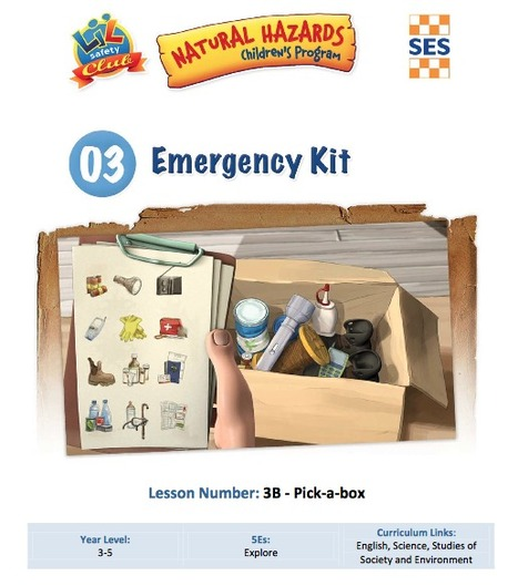 Emergency Kits | Disaster Changes - Stage Two | Scoop.it