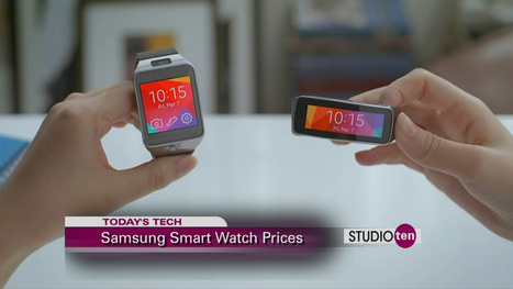 Samsung Smart Watch Prices - WALA-TV FOX10 | Based on current trends in the IT industry, what might be the five most important technologies in the next 5 to 10 years? | Scoop.it