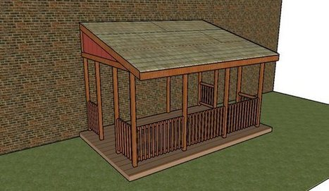 Attached Gazebo Plans | HowToSpecialist - How to Build, Step by Step DIY Plans | Garden Plans | Scoop.it