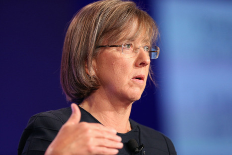 150 slides in 25 min #mustwatch video of @kpcb's Mary Meeker performing her Internet trends talk live at #codecon | Digital Transformation of Businesses | Scoop.it