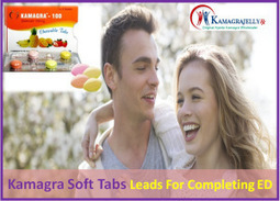 Kamagra Soft Tabs Perfect Fighter Against Impotency | Health | Scoop.it
