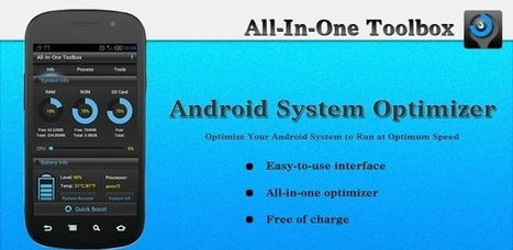 All-In-One Toolbox(17 Tools) - Applications Android sur GooglePlay | Android Apps | Scoop.it