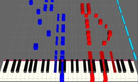 PianoCrumbs - Interactive Piano Tutorials | lukas | Scoop.it