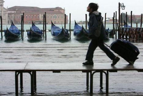 Venise ne supporte plus le vacarme des valises à roulettes | DESARTSONNANTS - CRÉATION SONORE ET ENVIRONNEMENT - ENVIRONMENTAL SOUND ART - PAYSAGES ET ECOLOGIE SONORE | Scoop.it