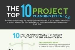 10 Impressive Project Management Planning Tips - BrandonGaille.com | Project Management | Scoop.it