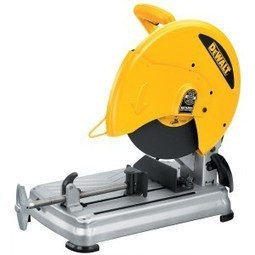 DEWALT D28715 Review : 14 Inches Quick Change Chop Saw | Successfully running a construction company | Scoop.it