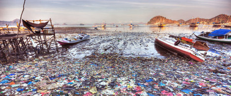 270,000 Tons Of Plastic Currently Float In The Ocean | Xposed | Scoop.it