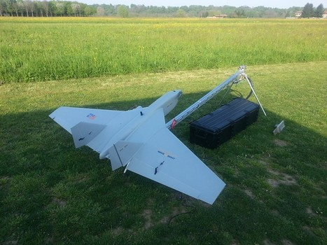 Agriculture gives unmanned aerial vehicles a new purpose | sUAS ... | Spoelder | Scoop.it