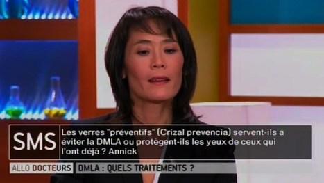 Les verres préventifs servent-ils à éviter la DMLA ? : Allodocteurs.fr | Fan du Guide de la Vue | Scoop.it