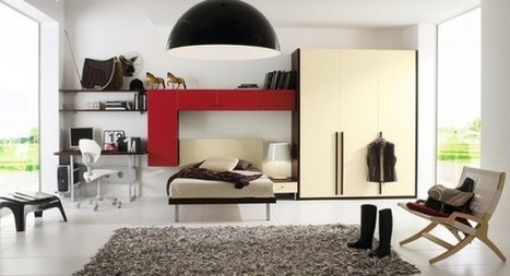 Getting Teens To Organize By Inspiring To Decorate Their Abode | Carol Ruth Weber | furnishing | Scoop.it