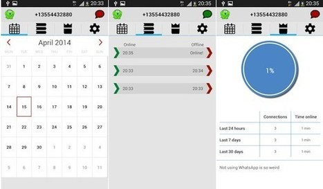 WhatsDog, l'app che monitora gli accessi dei contatti WhatsApp | Tech - Information Security - Smartphone - Developer - Marketing Web - BitCoin - LiteCoin - DogeCoin | Scoop.it