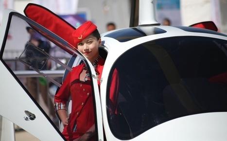 Photos : La 5e Conférence internationale de vol de Faku à Shenyang — Chine Informations | Herbovie | Scoop.it
