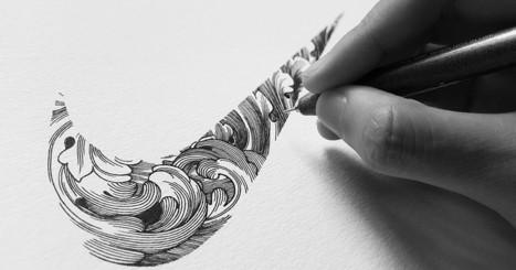 De l'illustration dans le #logo | Graphic design | Scoop.it