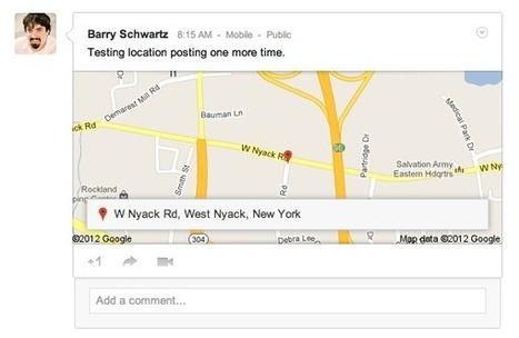 Google+: 5 novità da non perdere | Social media culture | Scoop.it